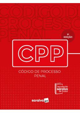 Legislacao-Saraiva-de-Bolso---Codigo-de-Processo-Penal---5ª-Edicao-2021