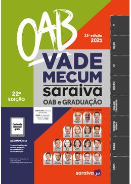 Vade-Mecum-Saraiva-OAB-e-Graduacao---22ª-Edicao-2021
