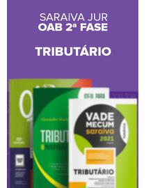 OAB-2ª-Fase-Tributario---Vade-e-Pratica---Kit-Saraiva-Jur