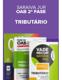 OAB-2ª-Fase-Tributario---Vade-e-Passe-na-OAB---Kit-Saraiva-Jur